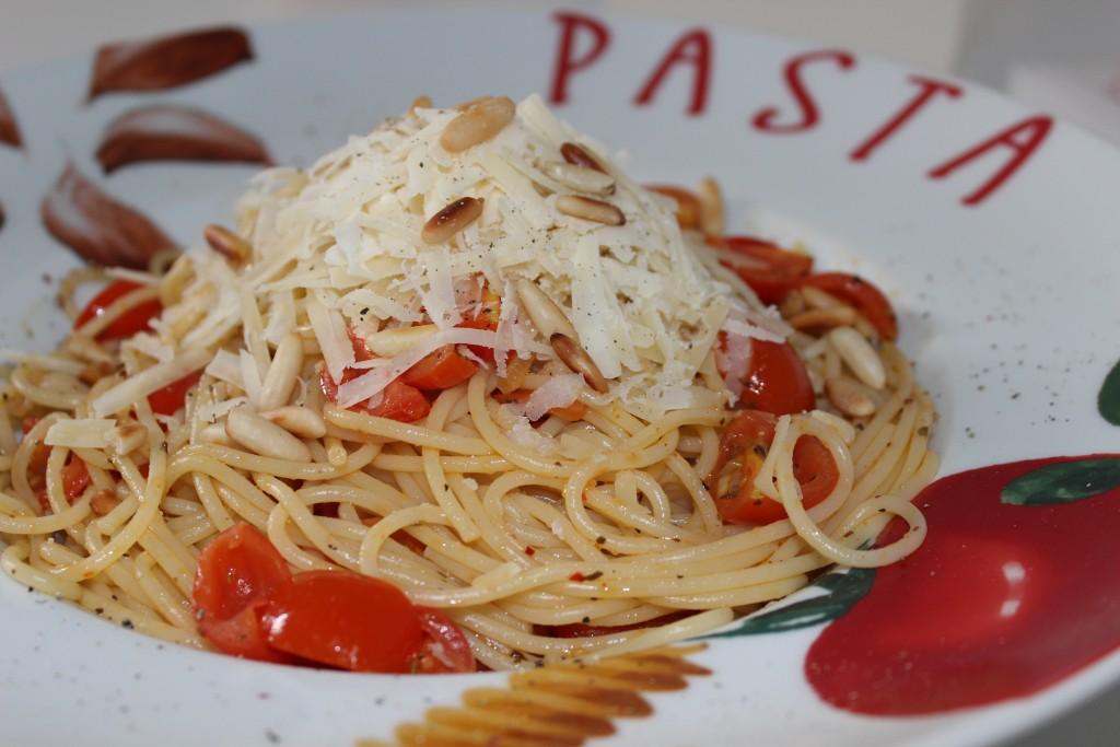 Rezept: Pasta Toskana